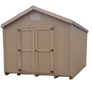 10' x 14' Special Buy Gable Shed