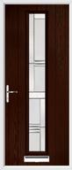 1 Strip Composite Door regal corenet glass