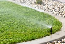 Sprinkler Service and Install