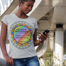 Love Does No Harm Rainbow Tee, Celebrate love, celebrate pride celebrates lives