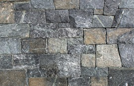 Greenwich Gray Square & Rectangle Natural Stone Veneer By Stoneyard