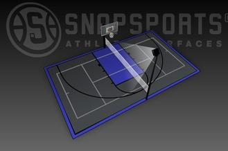 Design a court for your sport here