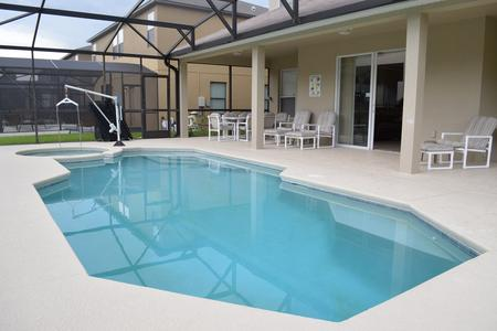 TranquilityFlorida Wheelchair Accessible Villa Orlando Florida