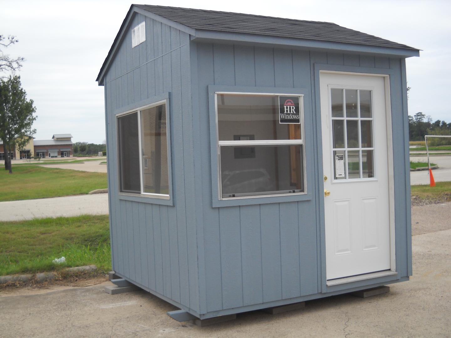 Garden Sheds Houston home