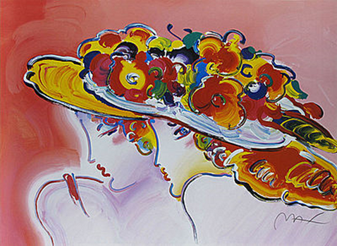 Peter Max Friends
