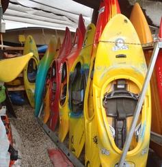 Kayak Rentals, Rafting Gear, Whitewater Tours