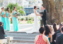 Harbour Town Live Oak Sea Pines Wedding by Lisa Kenward Events
