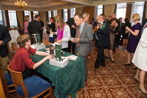 Launch of The Legacy at the Army and Navy Club in London