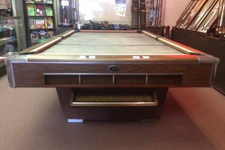 PreOwned Pool Tables - Big 5 pool table