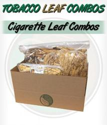 Make your Own Whole Leaf Tobacco Kits- American Canadian Flue Cured