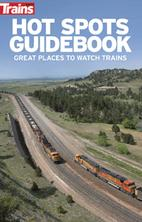 Hot Spots Guidebook Great Places to Watch Trains