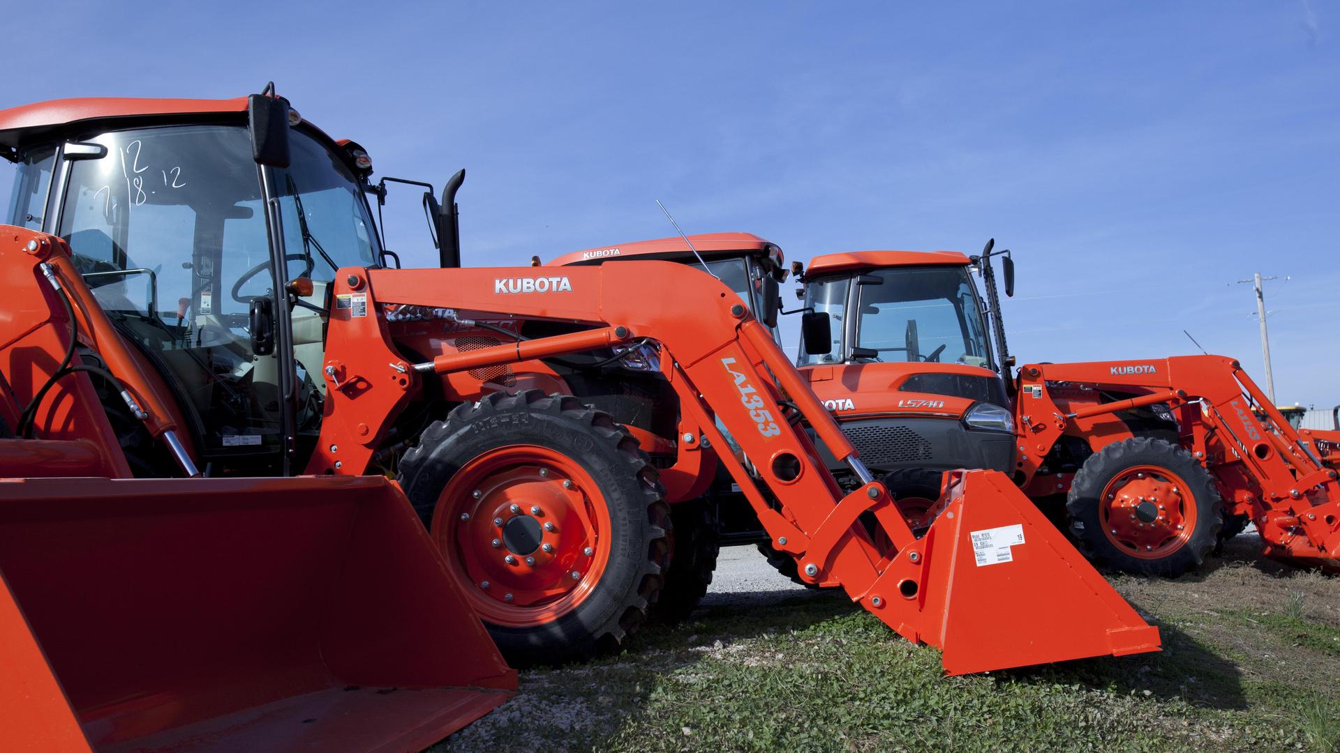 Kubota tractors for sale in kentucky - Combines Tractors Kubota Tractor