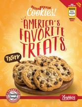 Americas Favorite Treats Fundraiser Brochure