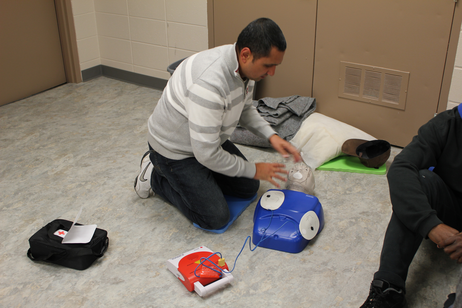 Impact first aid cpr first aid cpr training emergency training xflitez Gallery