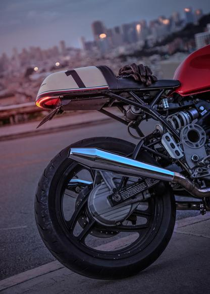 best cafe racer custom motorcycle