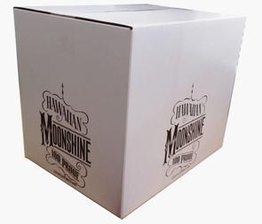Wine case box