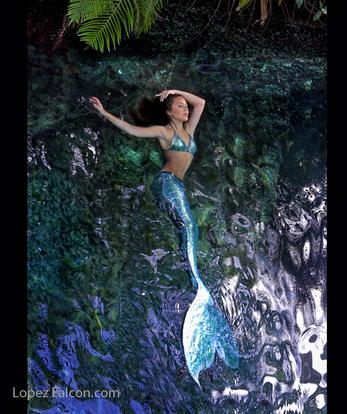QUINCEANERA MERMAID UNDERWATER LOCATIONS MIAMI