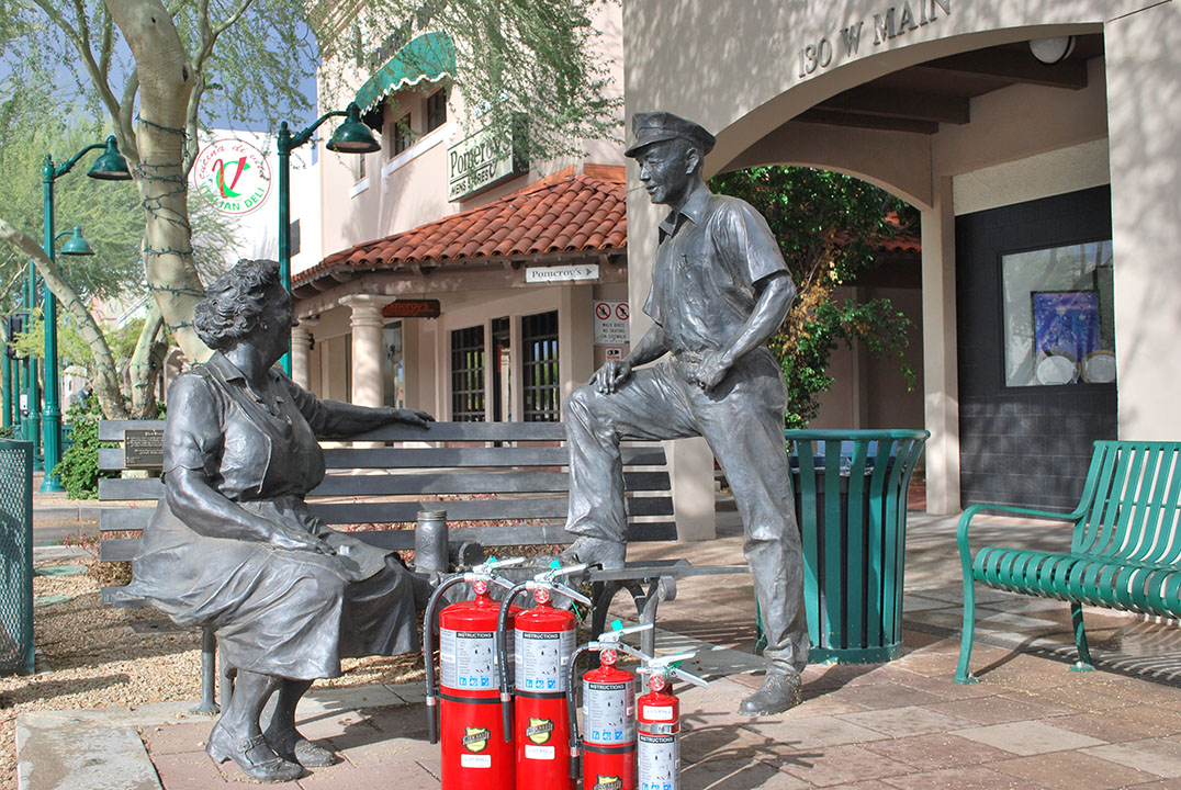 Fire Extinguisher - Phoenix Metro Arizona Ryan Safety Services 623