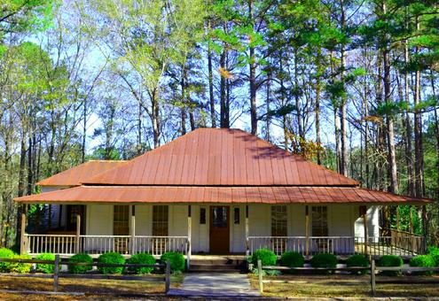 Oak Ridge Hunting Lodge