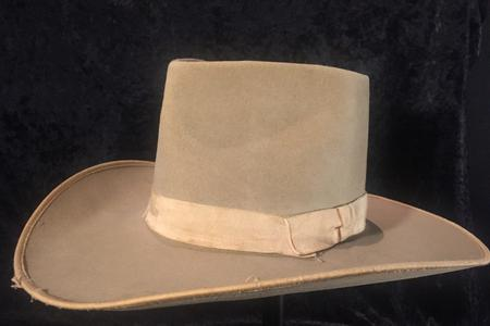 John Wayne s cowboy hat from his 1942 movie aaf22bec541