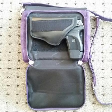Gun Tote'n Mamas GTM-87 with Sub-Compact Ext Mag