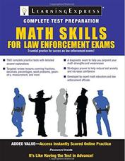 GSPCC law enforcement math study guide