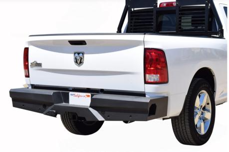Dodge heavy duty Rear Bumpers