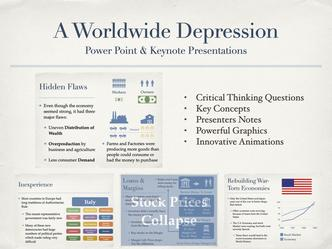 A Worldwide Depression Presentation