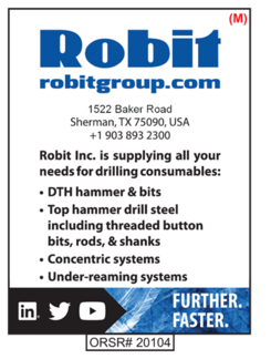 Drilling Tools, Robit Inc.