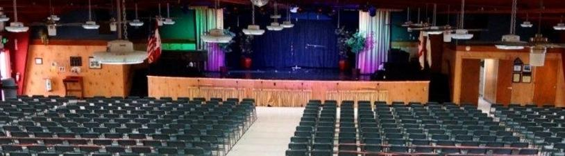 Travelers Rest RV Resort Entertainment Hall