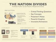 The Nation Divides History Presentation