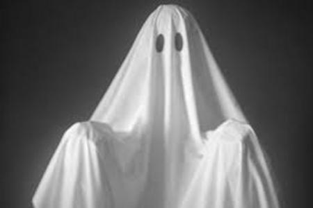 Hire a Ghost Party Character for Halloween