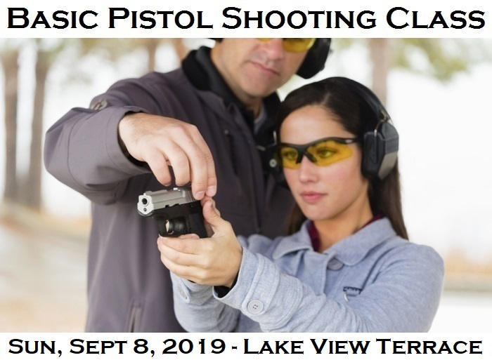 Shield Personal Safety Training - Firearms Training, Gun