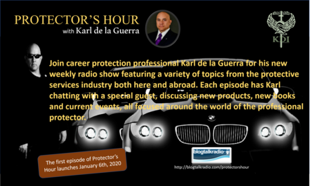 Blog Talk Radio Protector's Hour
