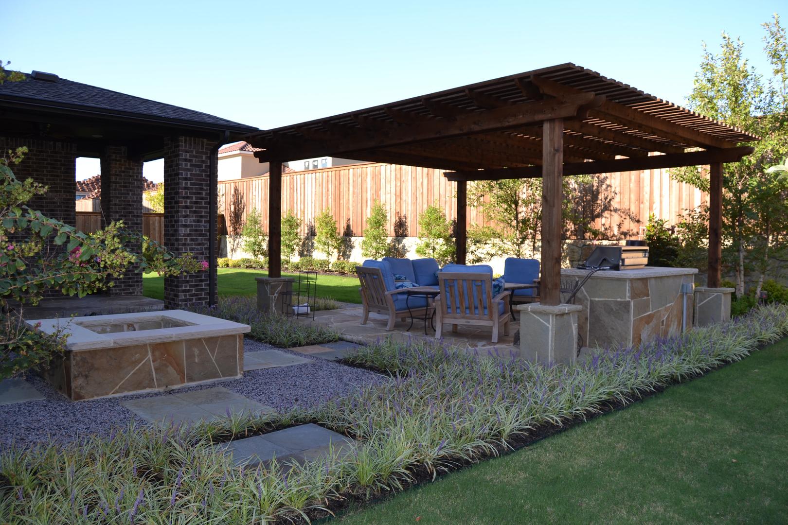 Garden Design Landscaping In Dallas - garden design dallas