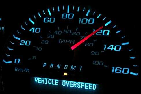 How To Fight A Speeding Ticket >> Speeding Greater Than 100 mph