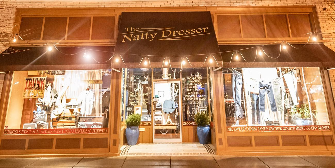 The Natty Dresser Workwear, for Contractors and Outdoorsmen.
