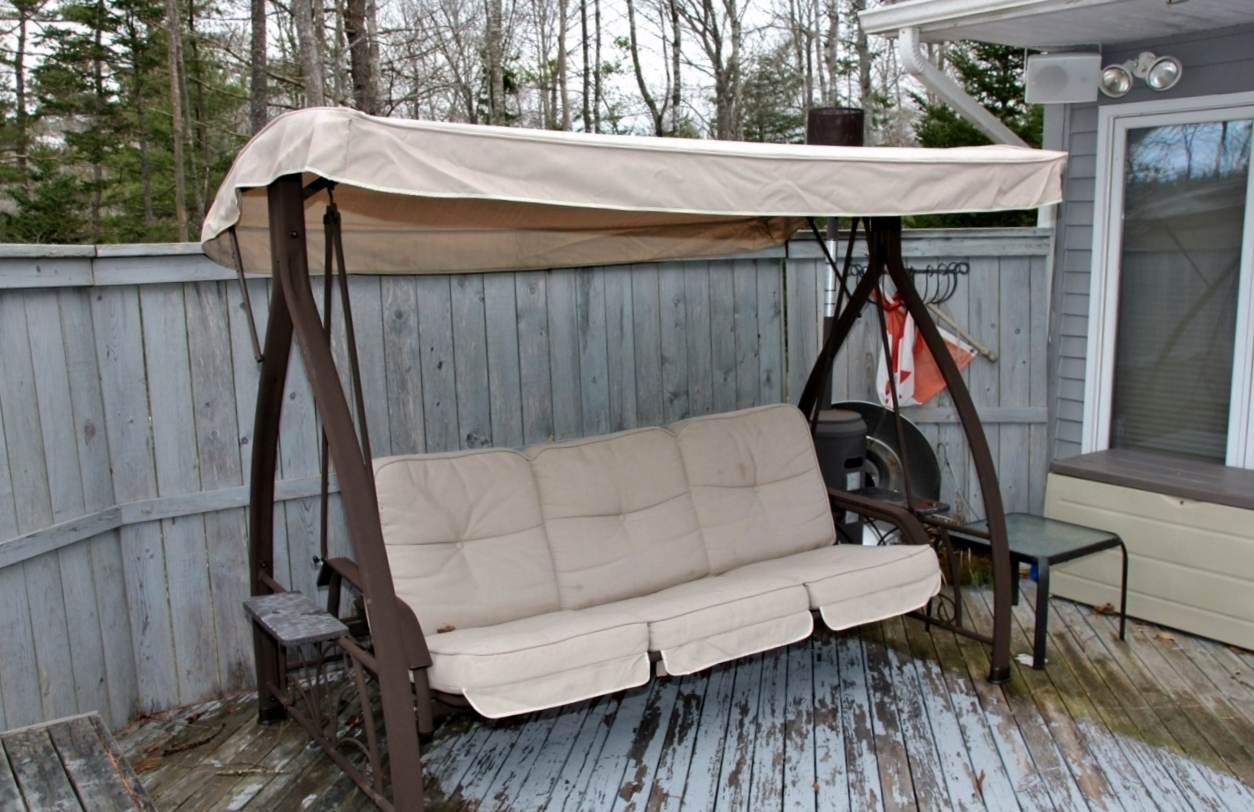 get a canopy replacement for swings