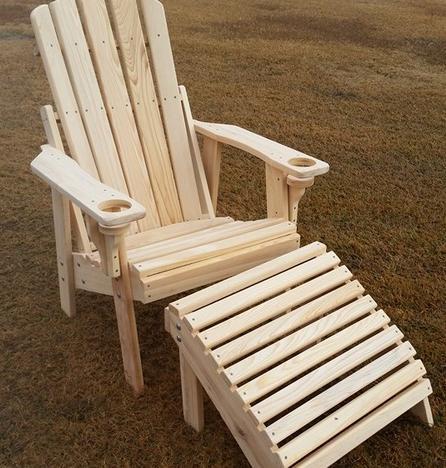 Adirondack & Glider Furniture
