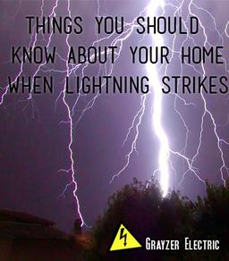 Electrical Storm - Austin Electrician - Thunderstorm - Lightning - Surge damage - Surge protector - whole home surge protection