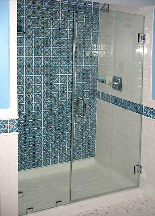 Frameless Shower Doors Images New Vision Glass Shower Enclosures