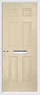 6 Panel Door solid
