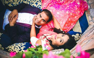 Pre-wedding photoshoot in gurgaon