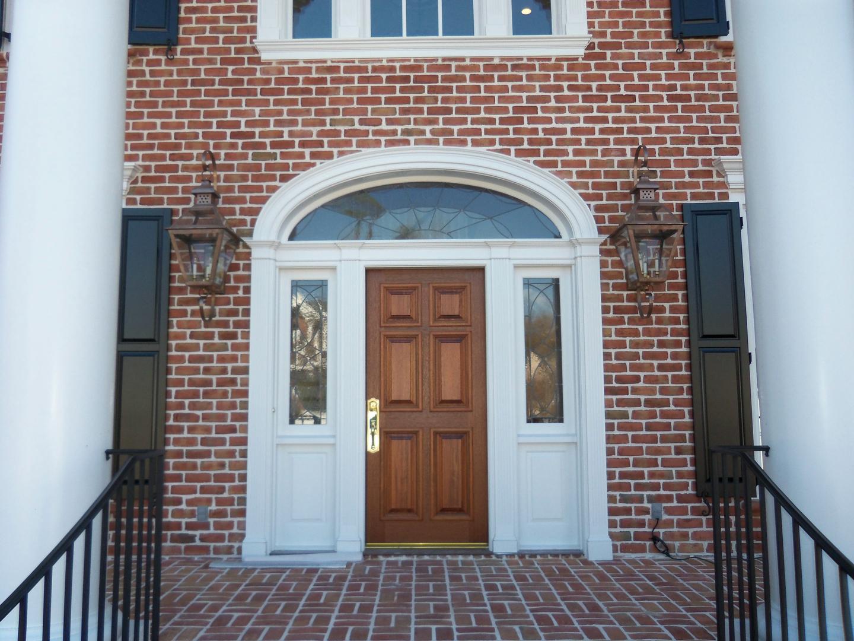 Custom Wood Entry & Exterior Doors