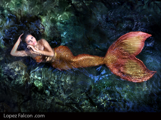 UNA BELLA COLA DE SIRENA PARA QUINCEANERA SIRENA QUINCES PHOTOGRAPHY MIAMI
