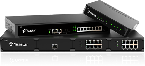 IP PBX Appliance By Yeastar