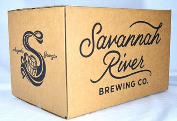 Corrugated beer cases