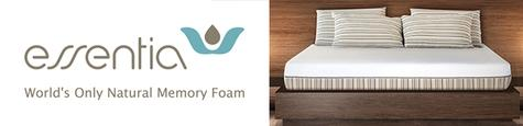 Essentia Organic Hypoallergenic Mattresses and Pillows