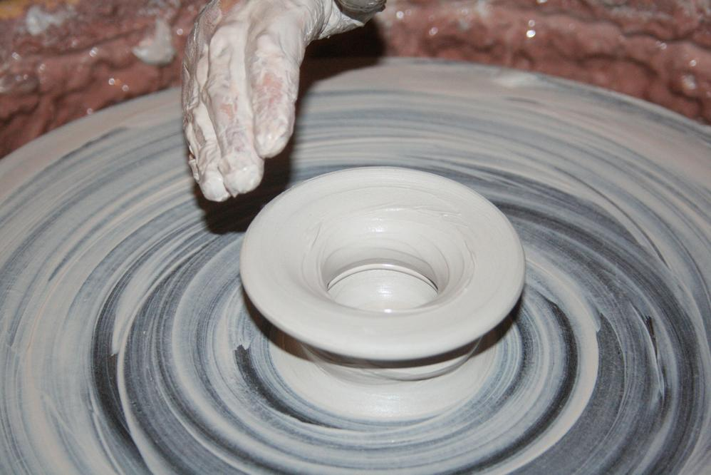 You are the potter. You are the clay. Author - Philip Oldfield