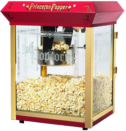 Popcorn Machine Rental Chattanooga